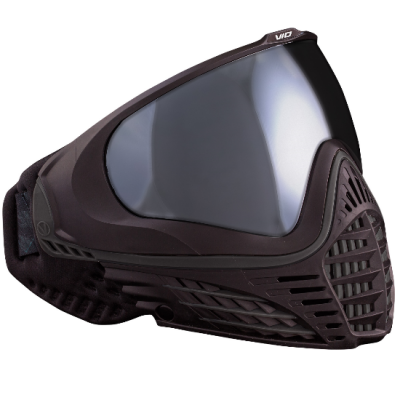 Virtue VIO Paintball Thermal Maske (black/silver) | Paintball Sports