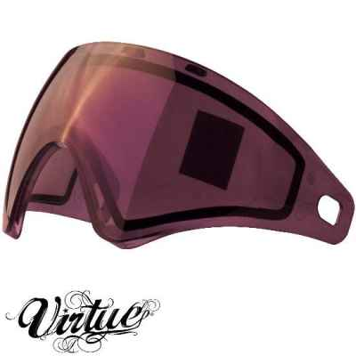 Virtue VIO Paintball Thermal Maskenglas (Chromatic Amethyst) | Paintball Sports