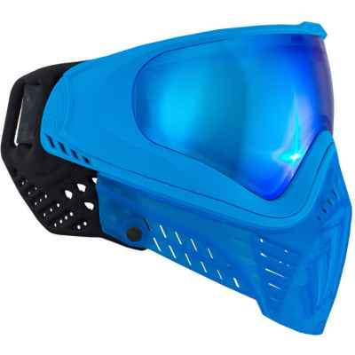 Virtue VIO XS Paintball Maske (Crystal Ice) | Paintball Sports