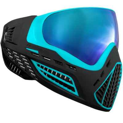 Virtue VIO Ascend Paintball Maske (Aqua Ice) | Paintball Sports