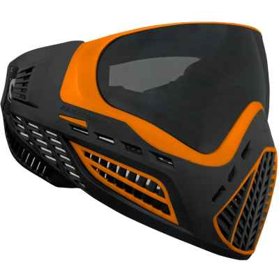 Virtue VIO Ascend Paintball Maske (Orange / Black) | Paintball Sports