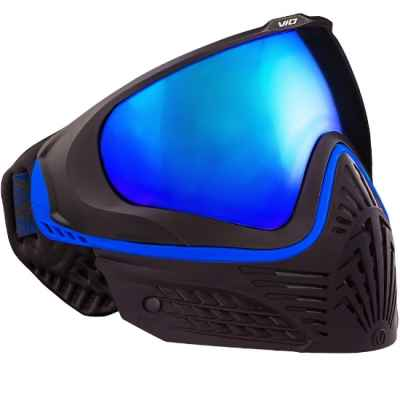 Virtue VIO EXTENDED Paintball Thermal Maske (Black Saphire) | Paintball Sports