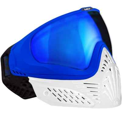 Virtue VIO EXTENDED Paintball Thermal Maske (White Saphire) | Paintball Sports