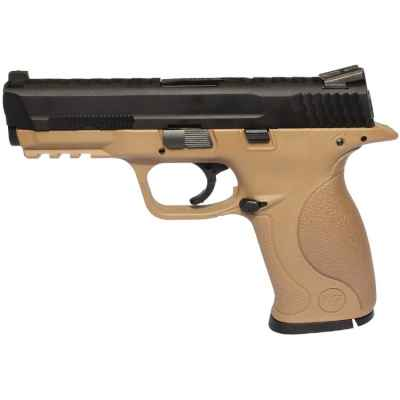 WE M&P GBB Airsoft Pistole (tan) | Paintball Sports