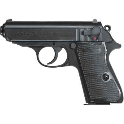 Walther PPK/S Airsoft Pistole (schwarz) | Paintball Sports