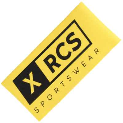 XRCS Paintball / Airsoft Team Armband (1 Stück) gelb | Paintball Sports