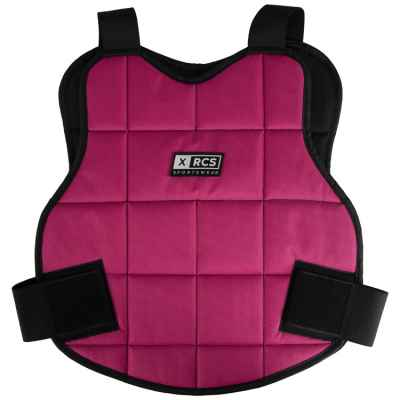 XRCS Paintball Bustpanzer / Oberkörperschutz (pink) | Paintball Sports