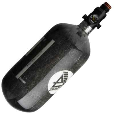 Fuel / Armotech Supralite 1,1 Liter HP System 300 Bar | Paintball Sports