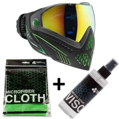 Dye I5 Maske Special Deal (Dye I5 Maske + GRATIS Microfiber & Spray) | Paintball Sports