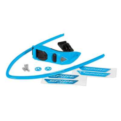 Virtue Spire Color Kit (Cyan) | Paintball Sports
