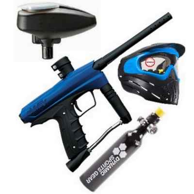 KIDS Paintball Starter komplett Paket (Smart Parts Enmey) | Paintball Sports