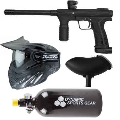 Planet Eclipse EMEK 100 Paintball Markierer Sparpaket/Komplettset | Paintball Sports