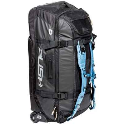 Push Division One Large Roller Gearbag / Paintball Tasche (schwarz) | Paintball Sports