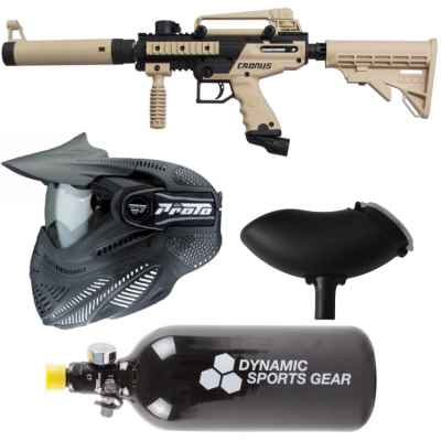 Tippmann Cronus Tactical Paintball Sparpaket / Einsteigerpaket | Paintball Sports