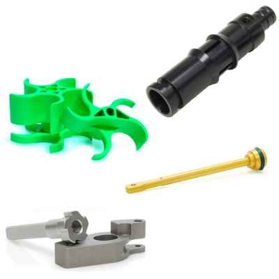 Tippmann Cyclone Feed Upgrade Kit (4-teilig) | Paintball Sports