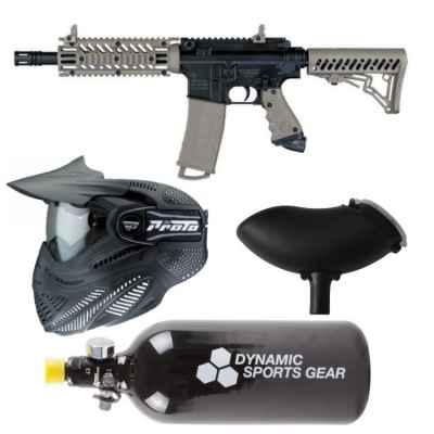 Tippmann TMC Paintball Markierer Sparpaket | Paintball Sports