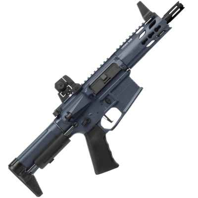 Krytac Trident Mk2 PDW Airsoft S-AEG Grey | Paintball Sports