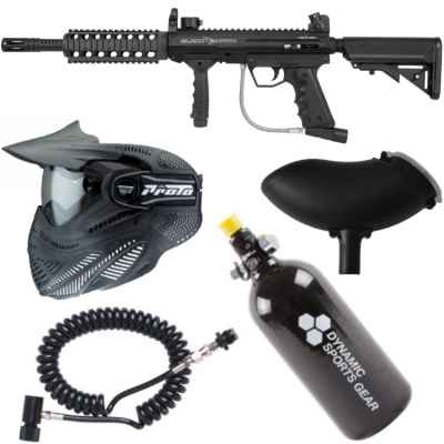Valken SW-1 Blackhawk WHISKEY Paintball Sparpaket | Paintball Sports