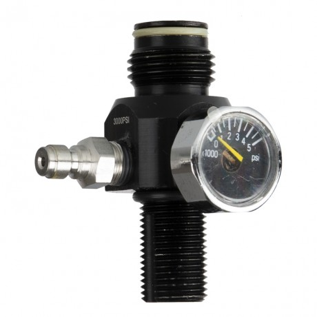 Paintball Micro Pressure HP Regulator 200 Bar (800 PSI out) | Paintball Sports