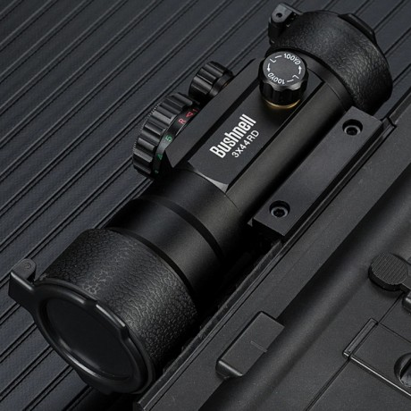 RD Tactical 3x44 Green/Red Dot Scope (Leuchtpunktvisier) mit Zoom   Paintball Sports