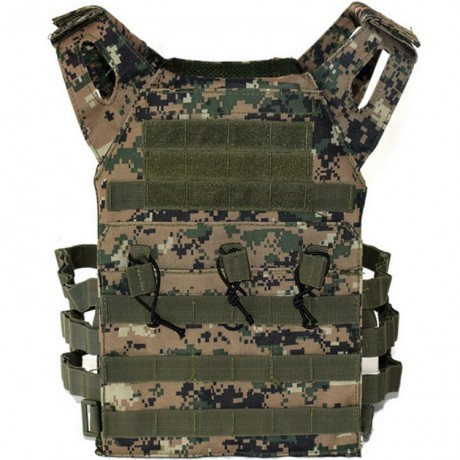 ACM Jumper Tactical Molle Weste (Marpat Camo) | Paintball Sports