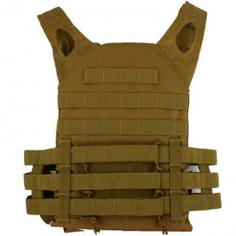 ACM Jumper Tactical Molle Weste (Desert Camo) | Paintball Sports