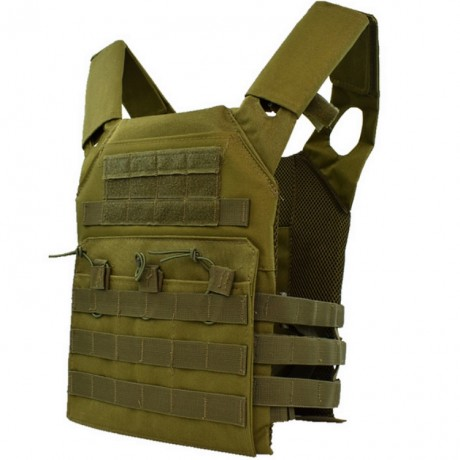 ACM Jumper Tactical Molle Weste (oliv) | Paintball Sports