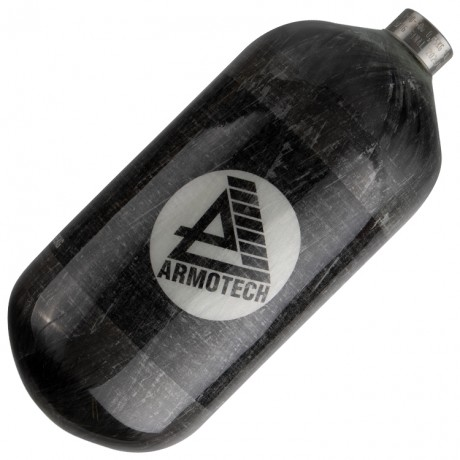 Armotech 1,5 Liter (300 Bar) HP Flasche - Nur 980 Gramm! | Paintball Sports