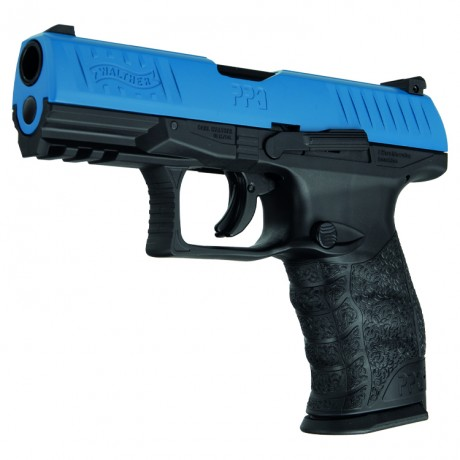Walther PPQ M2 T4E RAM Paintball Pistole (Cal. 43) - blau | Paintball Sports