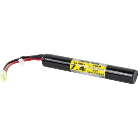 V-Energy 7,4V 2500mAh Li-ION Stick Type | Paintball Sports