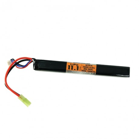 V-Energy 11,1V 1300mAh 25/50CLiPo StickType | Paintball Sports