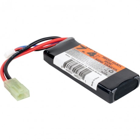 V-Energy 7,4V 1400mAh LiPo Mini BrickType | Paintball Sports