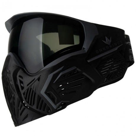 BunkerKings CMD / Command Paintball Maske LTD Edtion (Black Samurai) | Paintball Sports