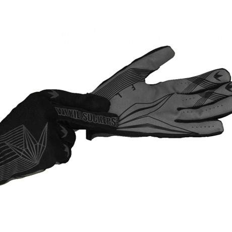 BunkerKings Fly Gloves / Paintball Handschuhe (schwarz) | Paintball Sports
