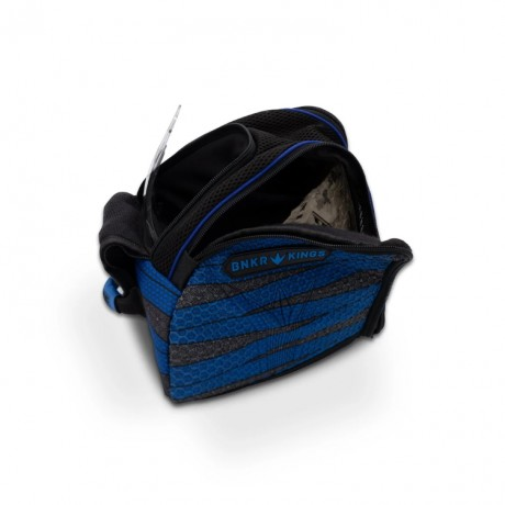 Bunkerkings Supreme Goggle Bag (Blue Laces) | Paintball Sports