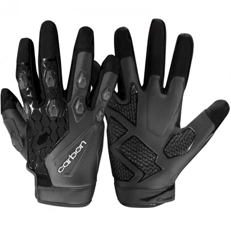 Carbon CC Paintball Handschuhe (schwarz) | Paintball Sports