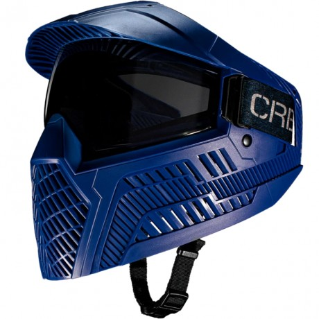 Carbon OPR Paintball Maske (Navy) | Paintball Sports