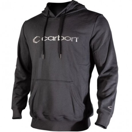 Carbon Paintball Hoodie / Freizeitpullover (grau) | Paintball Sports