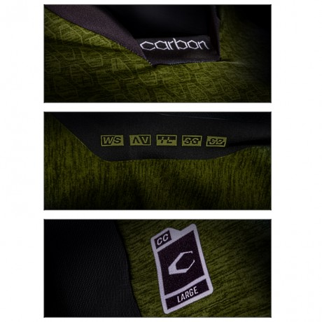 Carbon CC Paintball Jersey (oliv) | Paintball Sports