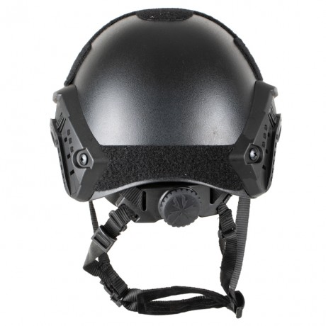 DELTA SIX Tactical MH Pro FAST Helm für Paintball / Airsoft (Schwarz)   Paintball Sports
