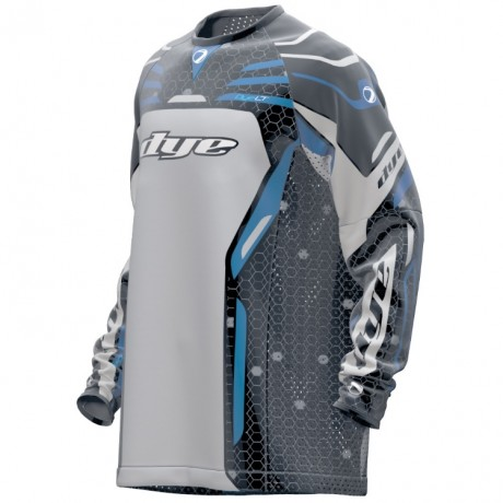 DYE LT Paintball Jersey/Trikot (Blue) | Paintball Sports