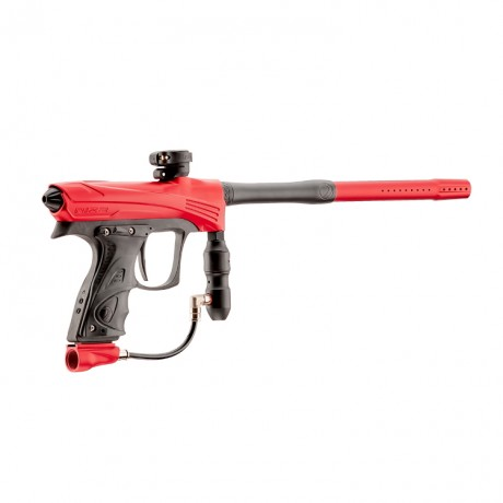 DYE Rize CZR Paintball Markierer (Red/Black) | Paintball Sports