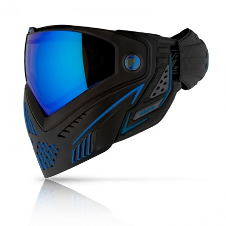 Dye I5 Paintball Thermal Maske STORM (blau/schwarz) | Paintball Sports