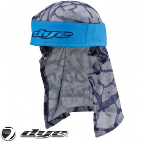 Dye Paintball Head Wrap (Navy / Blau) | Paintball Sports