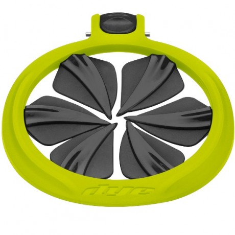 Dye Rotor R-2 Paintball Hopper / Loader Quick Feed (Lime Green) | Paintball Sports