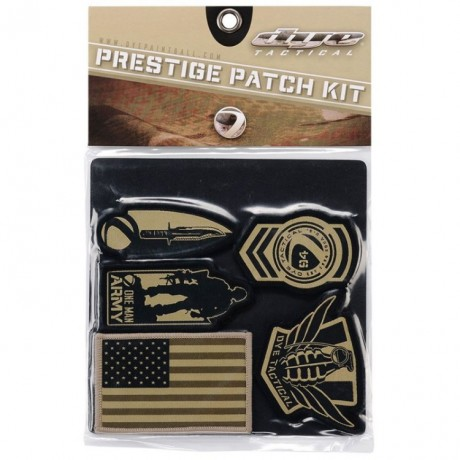 Dye Tactical Prestige Patch Kit (Badge) | Paintball Sports