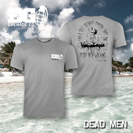Enola Gaye T-Shirt (Dead Men Walking) | Paintball Sports