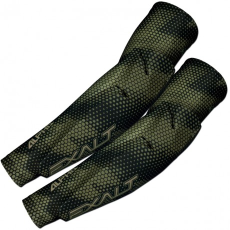 Exalt Alpha Elbow Pads / Paintball Ellenbogenschoner (Camo) | Paintball Sports