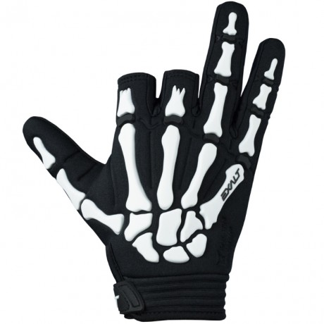 Exalt Death Grip Gloves Paintball Handschuhe (weiss) | Paintball Sports