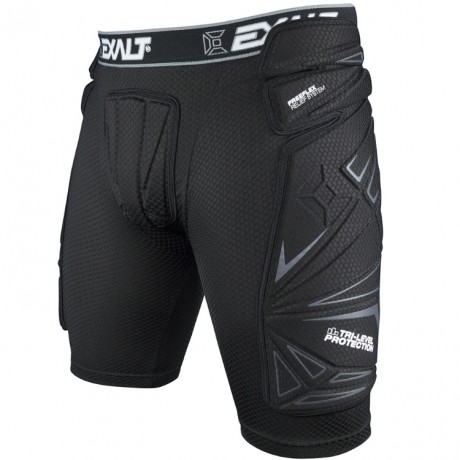 Exalt FreeFlex Paintball Slide Short (schwarz) | Paintball Sports
